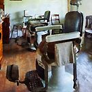 Two Barber Chairs by Susan Savad