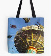 SWING Riders    Royal Easter Show Sydney Tote Bag