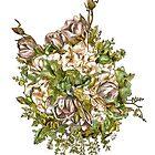 Magnolias & Hydrangeas by DianneWhite