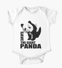SAVE THE GIANT PANDA Kids Clothes