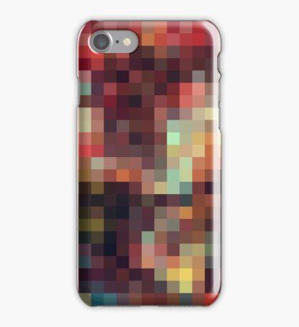 Nature Pixels No 11 iPhone Case/Skin