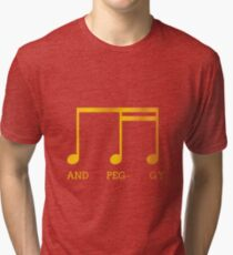 And Peggy Tri-blend T-Shirt