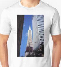 San Francisco - Transamerica Pyramid Building T-Shirt
