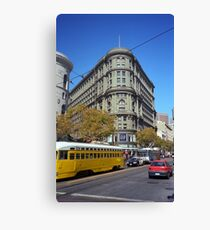 San Francisco 2007 Canvas Print