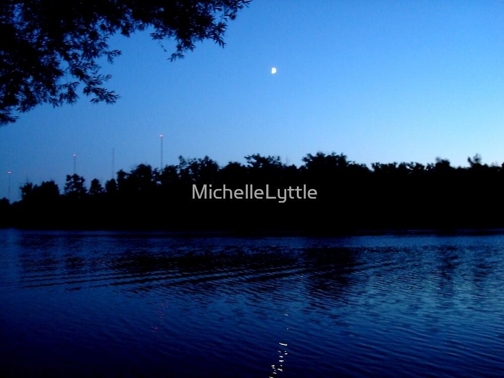 Backyard Boating II by MichelleLyttle
