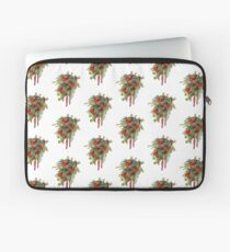 Orchids, Roses & Thistles Laptop Sleeve