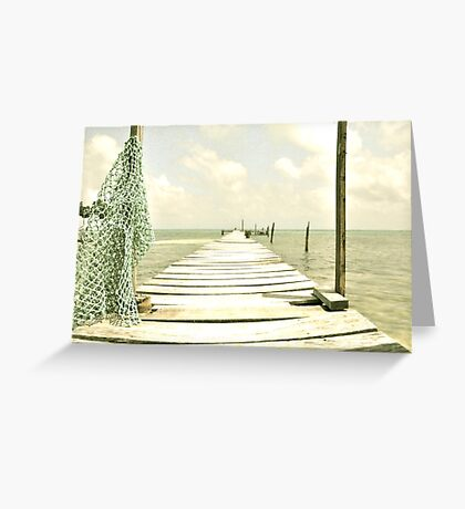 It is what it is... Greeting Card