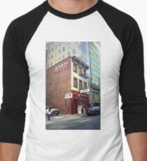 San Francisco Bar 2007 Men's Baseball ¾ T-Shirt