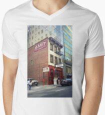 San Francisco Bar 2007 Men's V-Neck T-Shirt