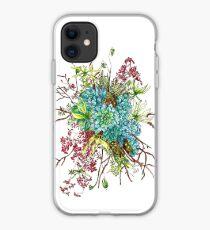 Succulents & Orchids iPhone Case