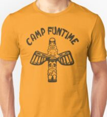 Blondie Camp Funtime Unisex T-Shirt