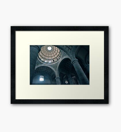 Catedral de San Idelfonso Framed Print