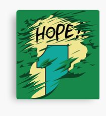 Hope!! Canvas Print