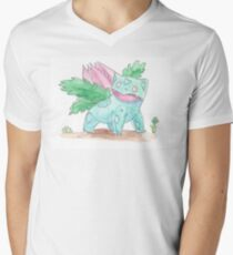 Ivysaur Watercolour T-Shirt