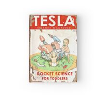 Tesla (Issue 3) Hardcover Journal