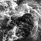 Even flow but different ways by Denis Charbonnier