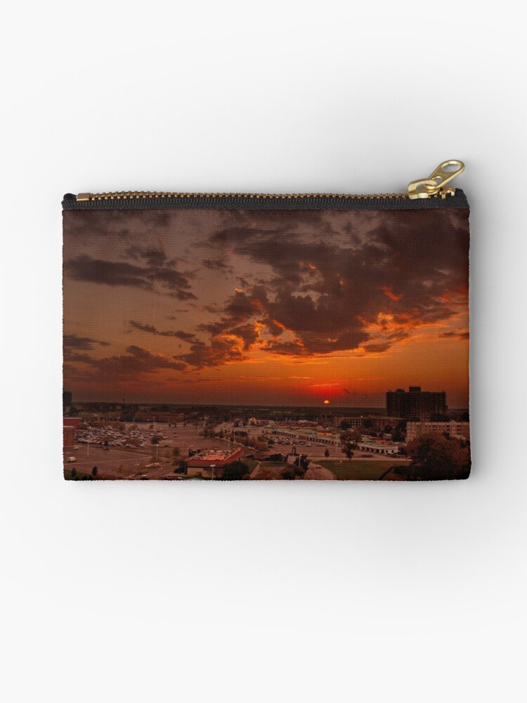 Urban Sunset by Michael Wolf