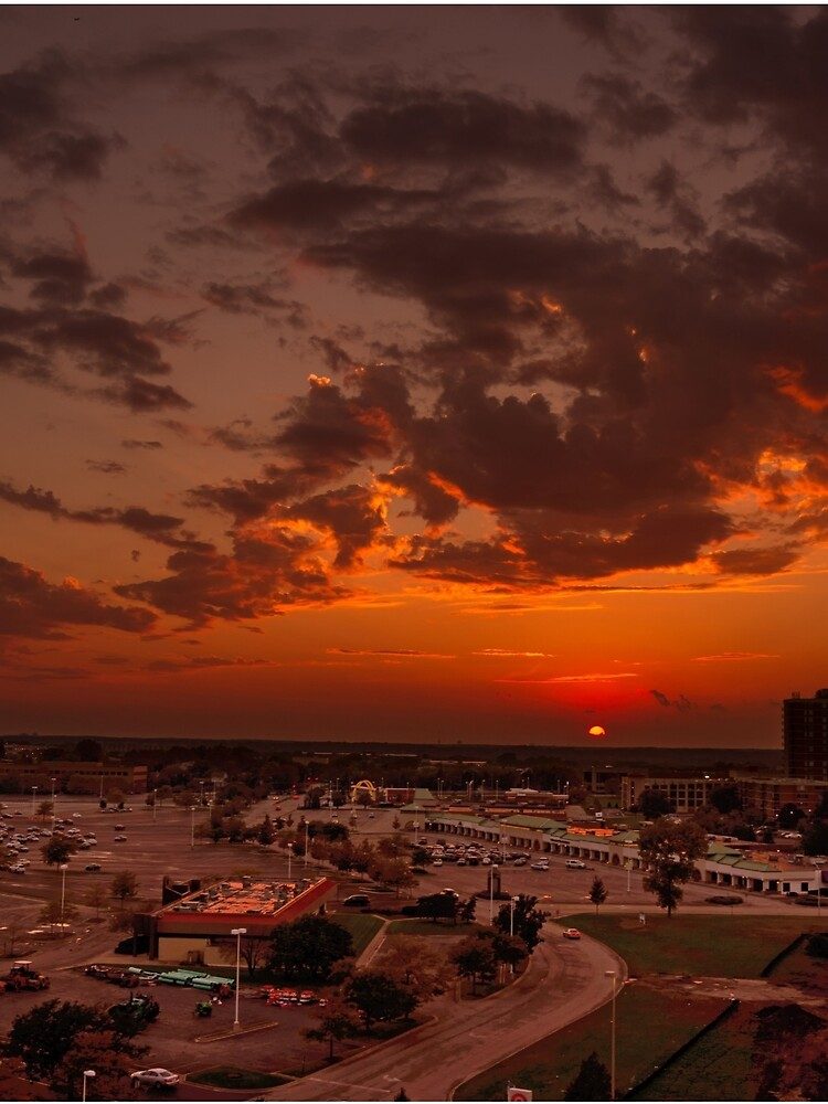 Urban Sunset by ivoire