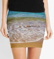 Surf, Sand, Beach Mini Skirt