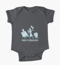 Haunted Mansion Beware of Hitchhiking Ghosts One Piece - Short Sleeve
