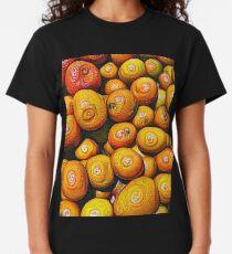 #DeepDream Fruits 5x5K v1454417933 Classic T-Shirt