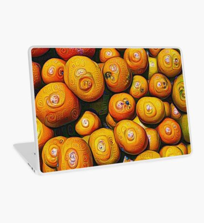 #DeepDream Fruits 5x5K v1454417933 Laptop Skin