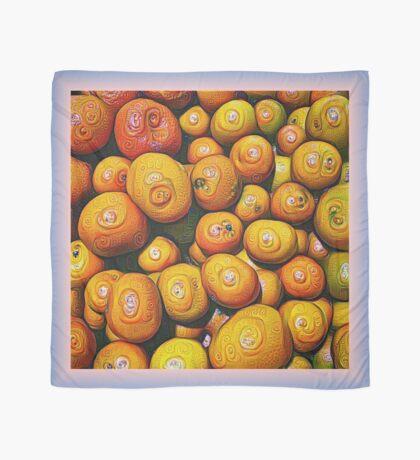 #DeepDream Fruits 5x5K v1454417933 Scarf