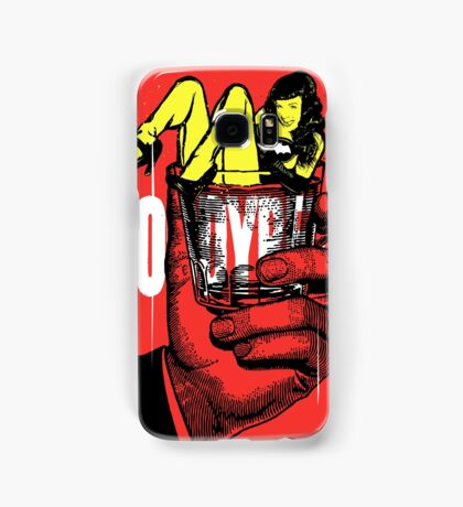 Bloody Bettie (On The Rockers) Samsung Galaxy Case/Skin