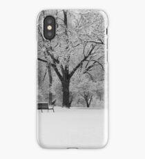 Morning Snow iPhone Case/Skin