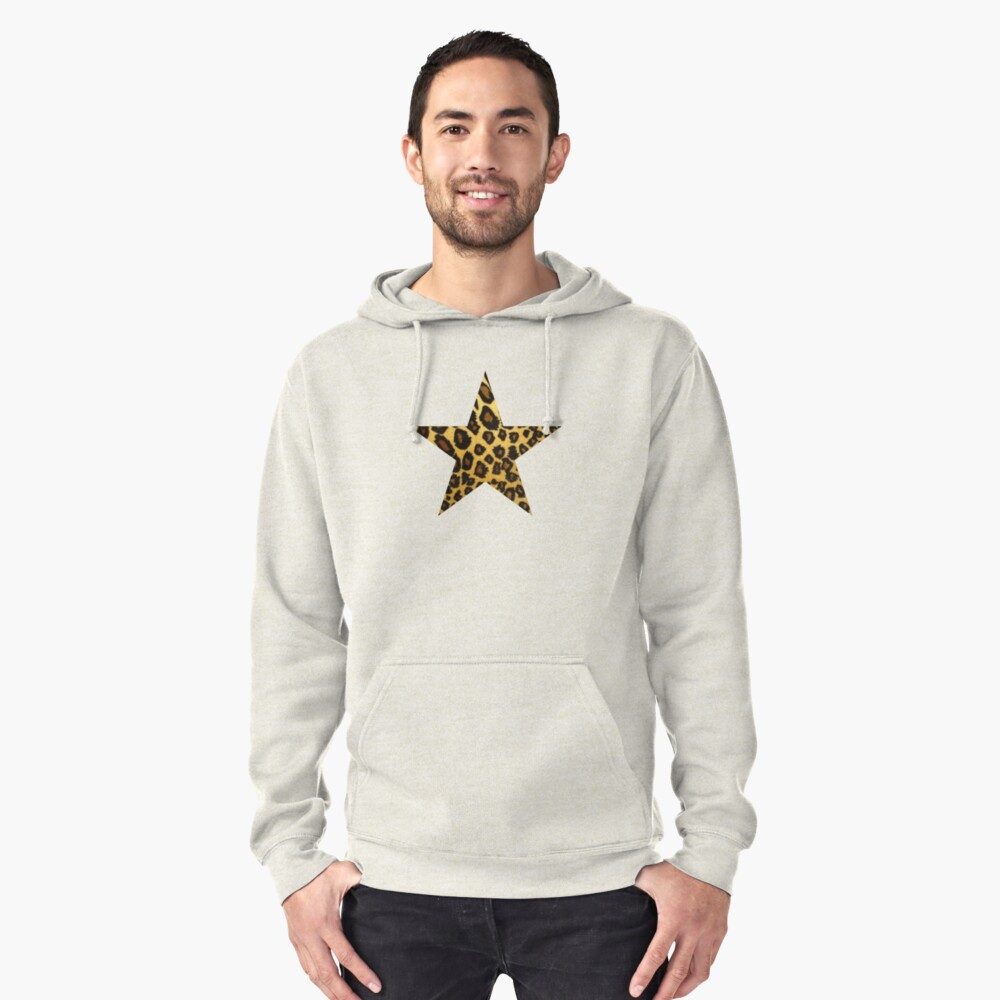 Wild Star  Pullover Hoodie Front