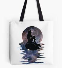 Mermaid - Galaxy Tote Bag