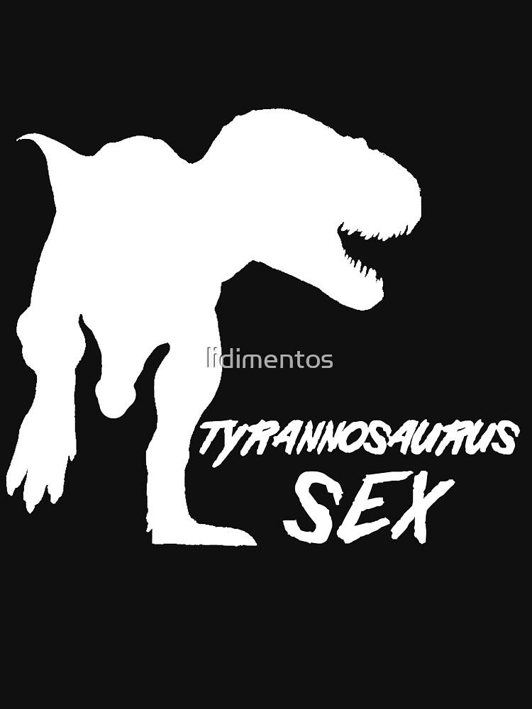 Tyrannosaurus Sex   by lidimentos