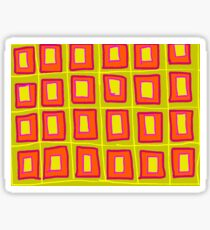 Blocks Sticker