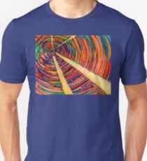 Confusion, Colored Pencil Drawing T-Shirt