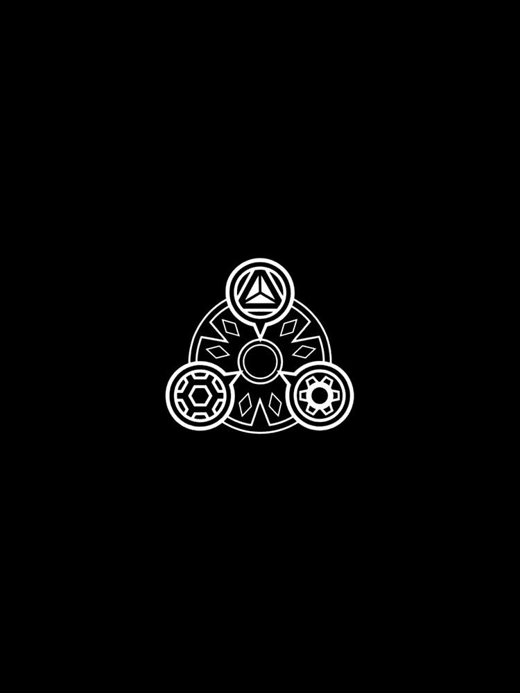 Arceus Symbole Foulard