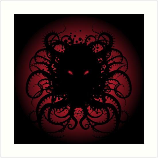Cthulhu's Summons by makingDigital