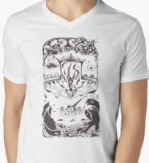 db19c4c4 Pokemon Delta Episode frescoe V-Neck T-Shirt
