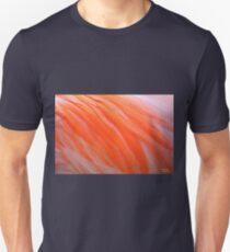 Flamingo Feathers Unisex T-Shirt