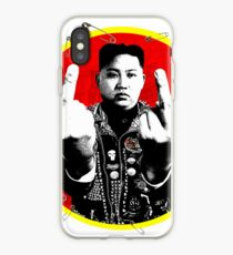 Kim Rock ! iPhone Case