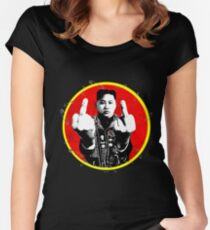 Kim Rock ! Women's Fitted Scoop T-Shirt