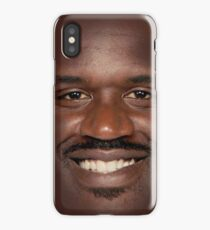 Shaq Fu iPhone Case