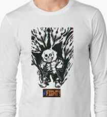 Sans Challenges You Long Sleeve T-Shirt