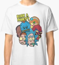 Rick and Morty Universe  Classic T-Shirt