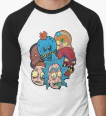 Rick nd Morty T-Shirt