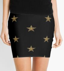 Wild Star  Mini Skirt