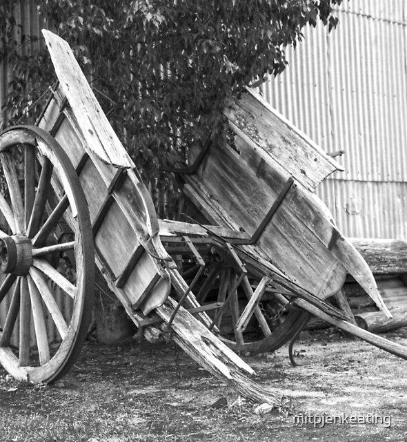 Old Horse Drawn Cart..... by mitpjenkeating