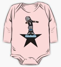 STAR DAB ON Them Folks One Piece - Long Sleeve