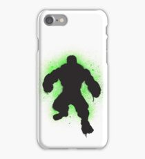 Hulk SMASH Banksy! iPhone Case/Skin