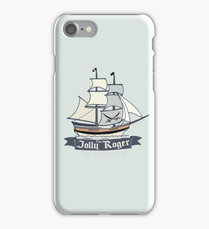 The Jolly Roger iPhone Case/Skin