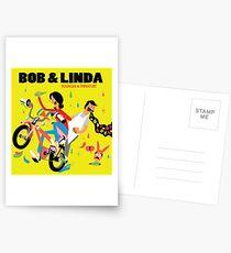 Bob & Linda - Younger & Immature Postcards
